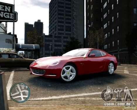 Ferrari 612 Scaglietti para GTA 4