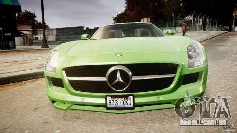 Mercedes-Benz SLS AMG 2010 [EPM] para GTA 4 motor