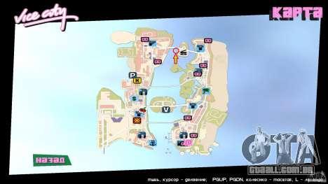 I.A.R. 99 Soim 708 para GTA Vice City vista traseira