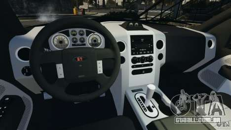 Saleen S331 [Final] para GTA 4 vista de volta