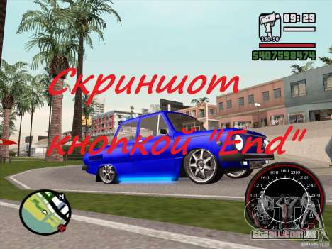 Screenshot para GTA San Andreas