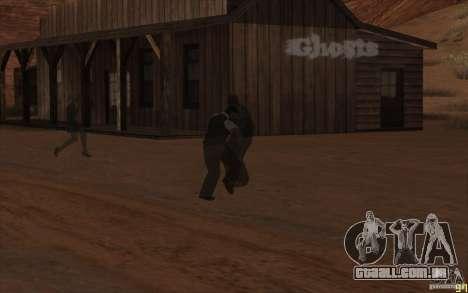 Criaturas místicas para GTA San Andreas quinto tela