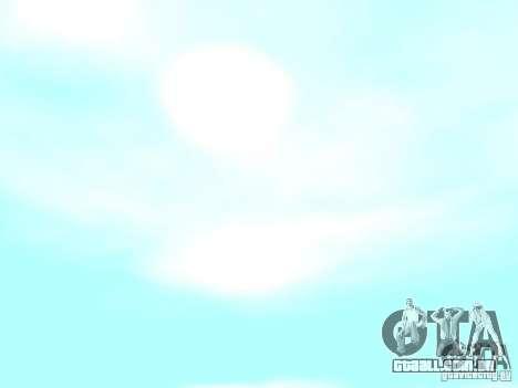 Timecyc - Purple Night v2.1 para GTA San Andreas por diante tela