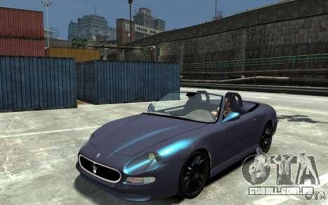Maserati 3200 CampioCorsa para GTA 4