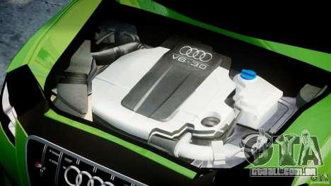 Audi S4 2010 v1.0 para GTA 4 vista direita