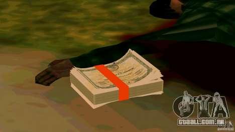 Ações da MMM v2 para GTA San Andreas