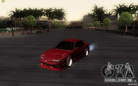 Nissan Silvia S13 Clean Edition para GTA San Andreas