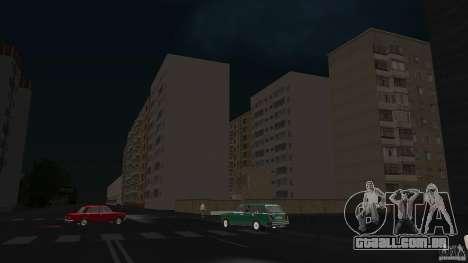 Arzamas beta 2 para GTA San Andreas por diante tela