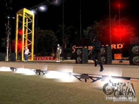 Concerto da AK-47 para GTA San Andreas oitavo tela