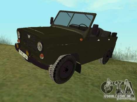 UAZ 469 para GTA San Andreas