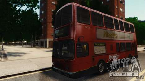 London City Bus para GTA 4