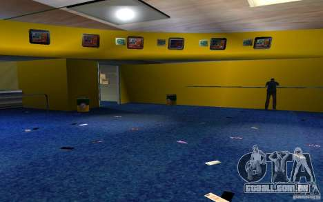 Novo escritório de Bukmejkerskaâ para GTA San Andreas terceira tela