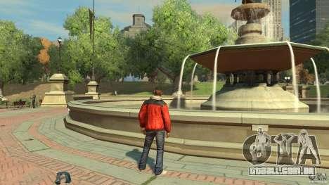 Bela vegetação para GTA 4 terceira tela