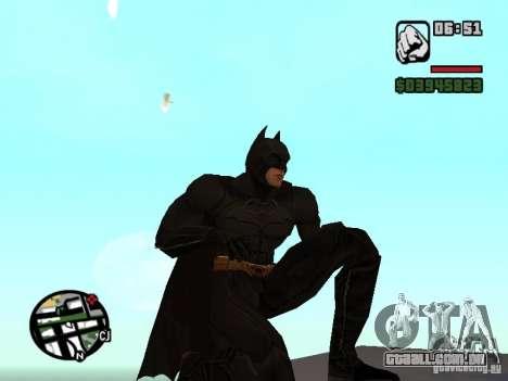 Batman para GTA San Andreas