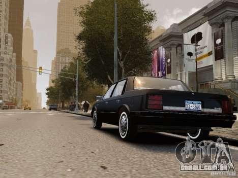 Oldsmobile Cutlass Ciera 1993 para GTA 4 vista direita