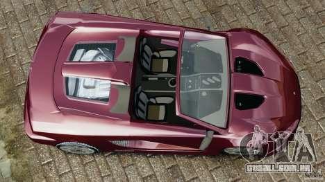 K-1 Attack Roadster v2.0 para GTA 4 vista direita