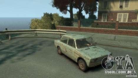 VAZ 2103-Rusty v 1.0 para GTA 4 vista direita