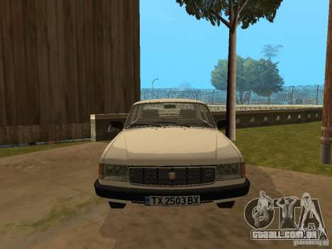 Volga GAZ 31029 para GTA San Andreas vista direita