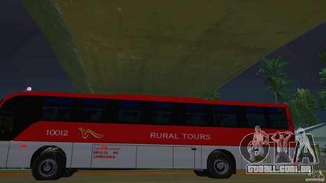Rural Tours 10012 para GTA San Andreas vista direita