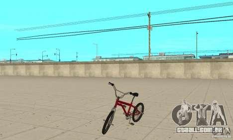 SA BMX para GTA San Andreas