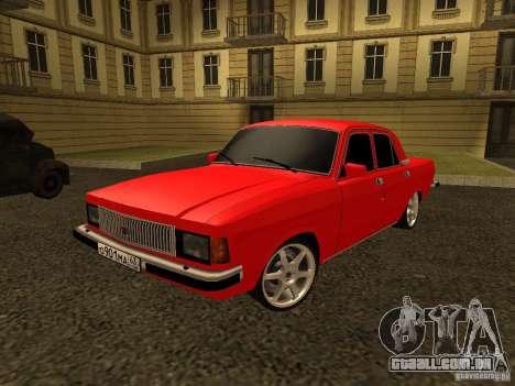 GAZ Volga de 3102 para GTA San Andreas