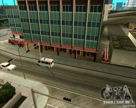Priparkovanyj transporte v 3,0-de-Final para GTA San Andreas décimo tela