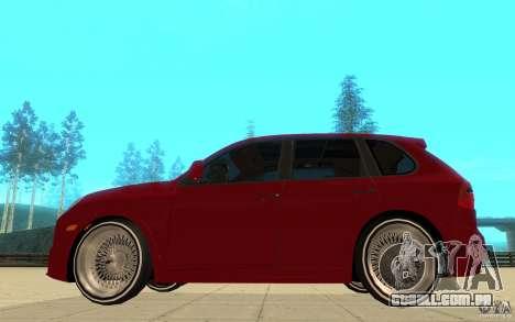 Wheel Mod Paket para GTA San Andreas nono tela