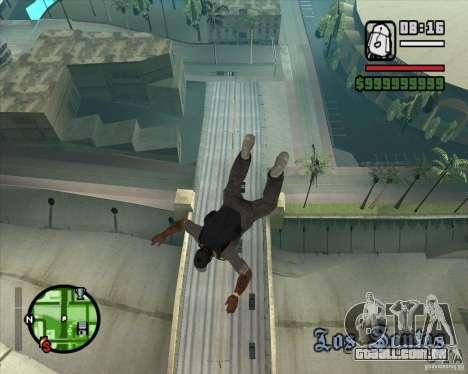 School mod para GTA San Andreas segunda tela
