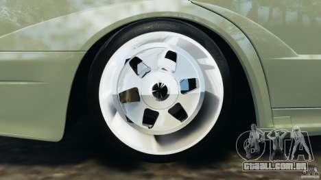 Esporte de Mercedes-Benz 190E 2.3-16 para GTA 4 vista lateral