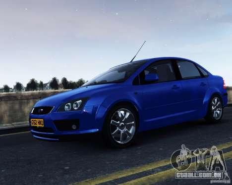 Ford Focus 2008 para GTA 4