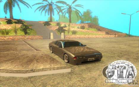 New Elegy Hatch 2011 para GTA San Andreas