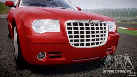 Chrysler 300C 2005 para GTA 4 vista lateral