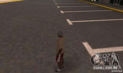 Nike Shoes para GTA San Andreas