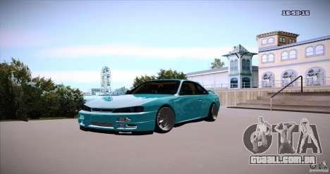 Nissan Silvia S14 JDM WAY para GTA San Andreas