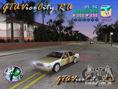 Chevrolet Caprice Classic para GTA Vice City