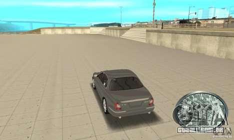 Velocímetro v. 2.0 para GTA San Andreas