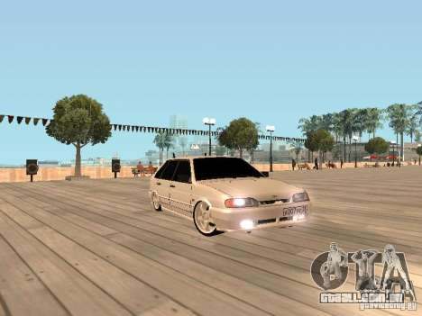 BESTA ВАЗ 2114 para GTA San Andreas