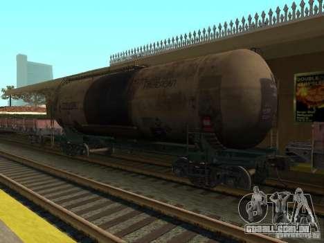 Tanque n. º 68T 53911384 para GTA San Andreas