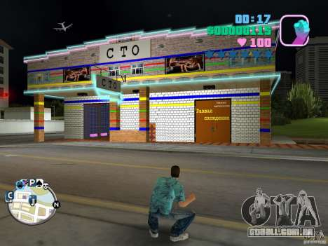 Serviço de carro de 1 100 para GTA Vice City segunda tela