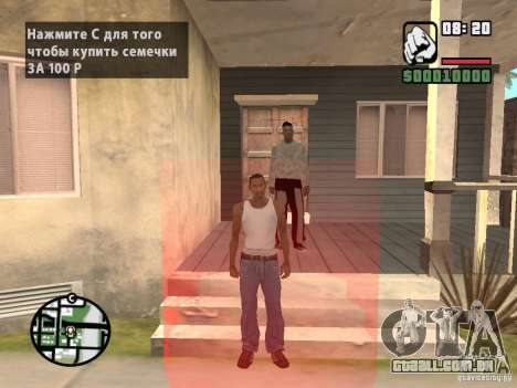 Comprar sementes para GTA San Andreas terceira tela