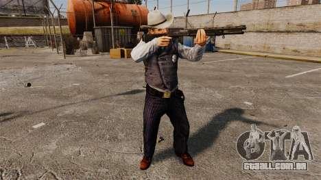 Jeff Bridges (Roy Palsifer) para GTA 4 por diante tela