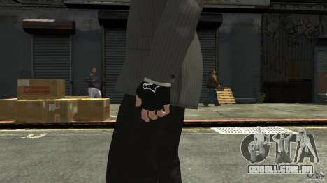 Gloves AlpineStar Dark para GTA 4 segundo screenshot