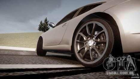 Porsche GT3 997 para GTA 4 vista inferior