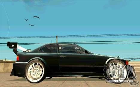 NFS:MW Wheel Pack para GTA San Andreas sétima tela