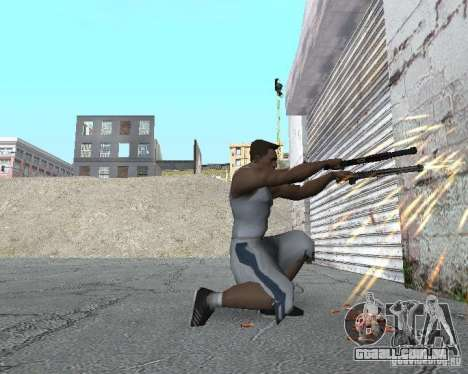 Estes forros (mangas) para GTA San Andreas segunda tela