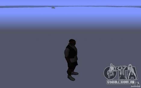StreamMemFix2.2 para GTA San Andreas segunda tela