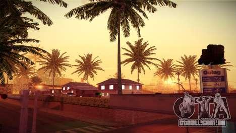 HD Trees para GTA San Andreas segunda tela