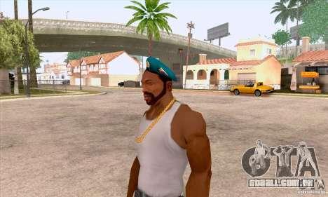Boina no ar para GTA San Andreas terceira tela