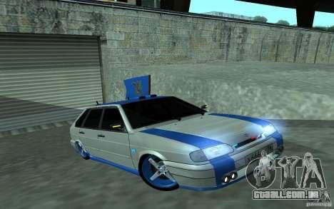 Ваз 2114 Nogai Tun para GTA San Andreas