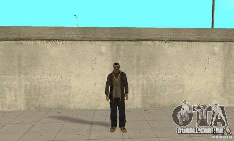 Niko Bellic para GTA San Andreas